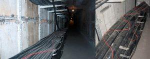 Senkox Linear HSD Hot Spot Heat Detection Cable Trays