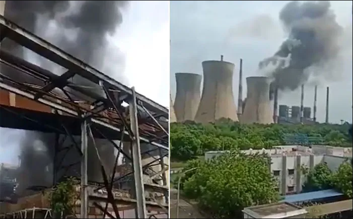 India NLC Power Plant Blast