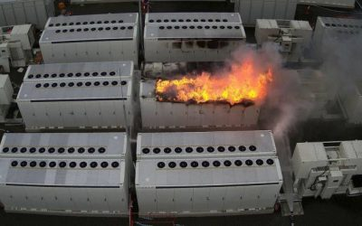 Lithium Fires On The Rise